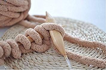 Chunky Knitting Wooden Circular Needles - Size 50