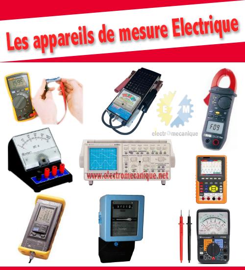 Instrument de mesure électrique