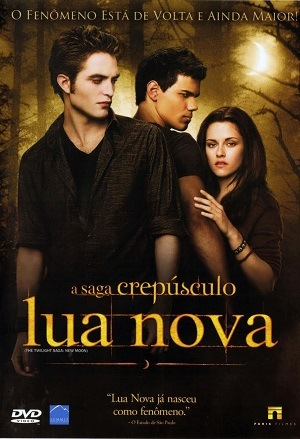 A Saga Crepúsculo - Lua Nova Blu-Ray Torrent Download