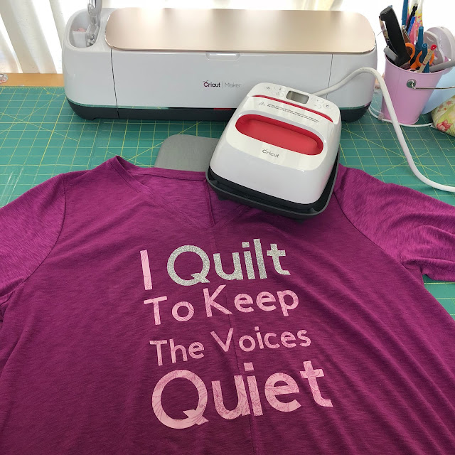Quilter's T-shirt