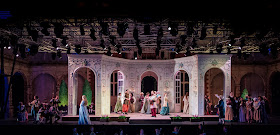 Mozart: Cosi fan tutte - Opera Holland Park (Photo Robert Workman)