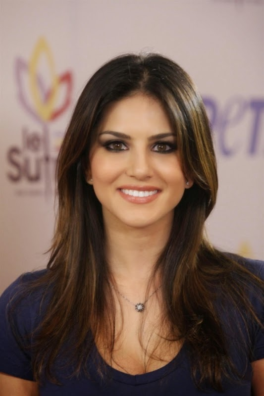 Bollywood Celebrity Sunny Leone