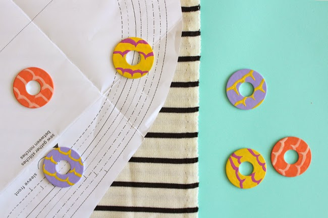 How to Make Party Ring Pattern Weights