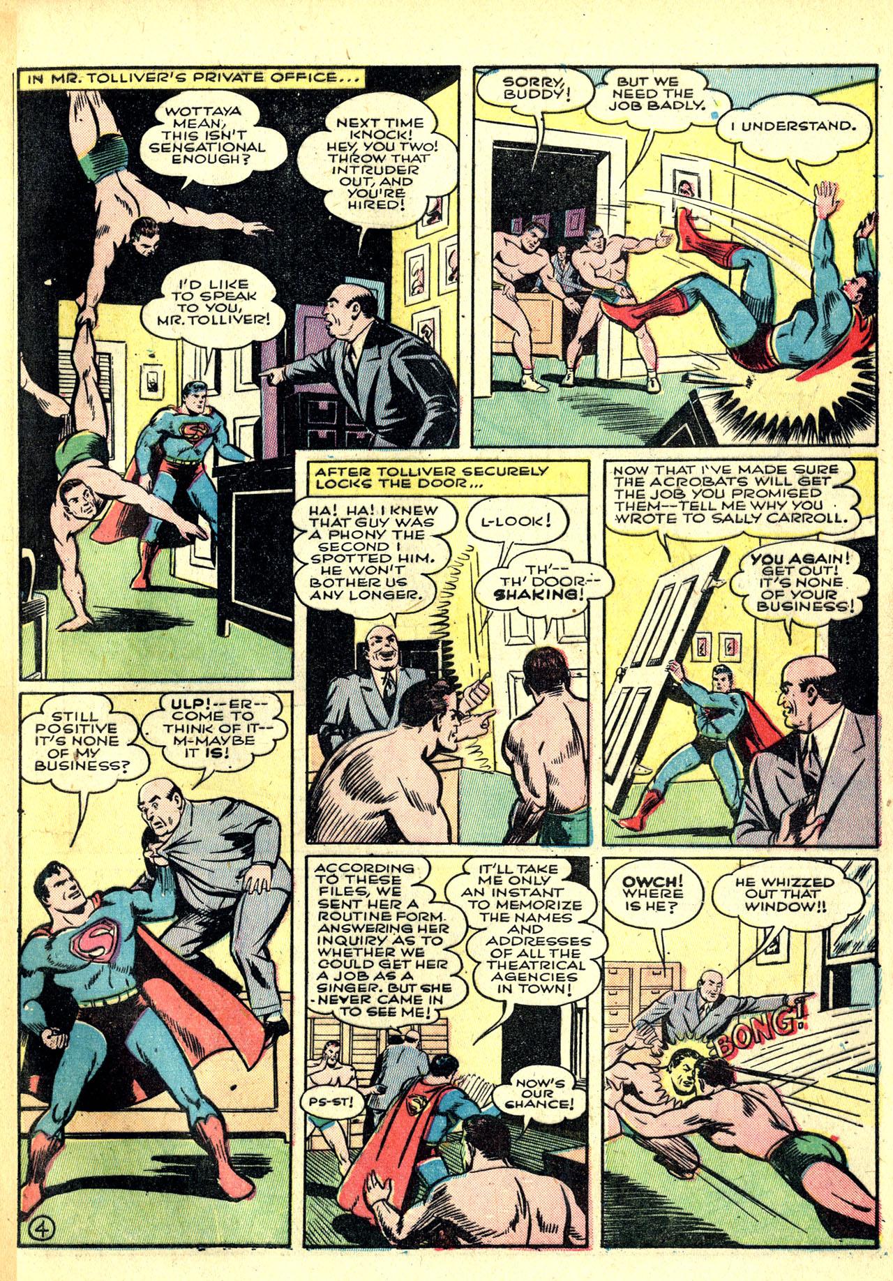 Read online World's Finest Comics comic -  Issue #8 - 7