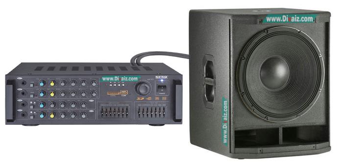 Cara Menyesuaikan Amplifier Dengan Speakernya Agar Lebih Mantap