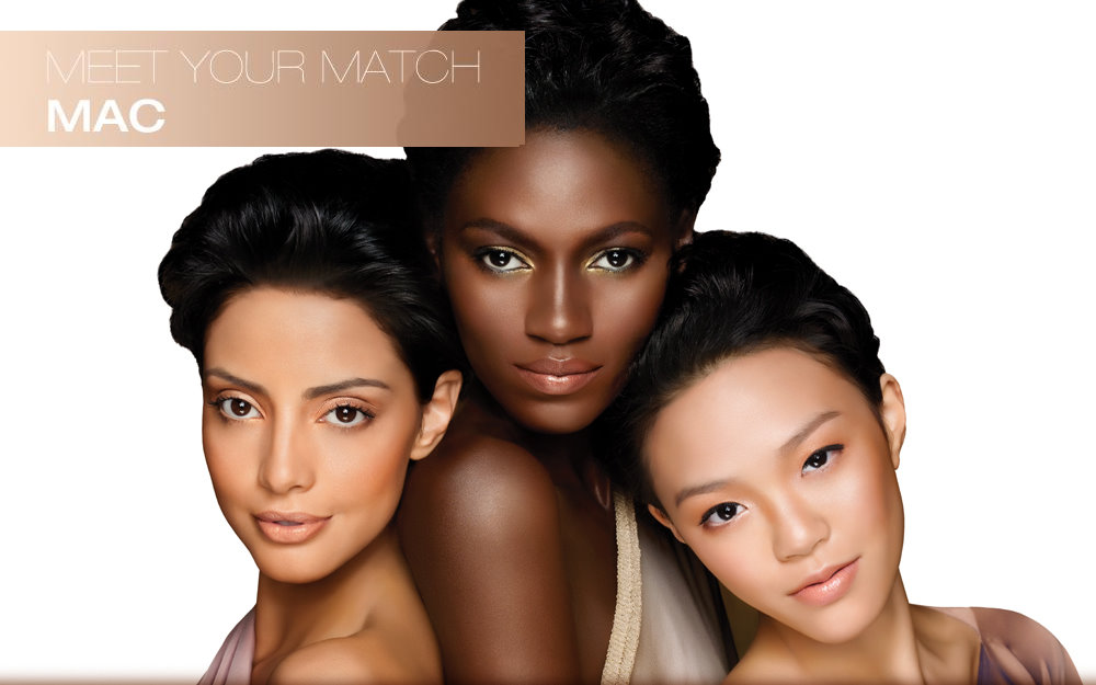 Iman Cosmetics Helps You Match Your Perfect Shade! Awkwardly April