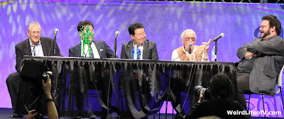 Stan Lee panel  - Stan Lee's Comikaze Expo 2015
