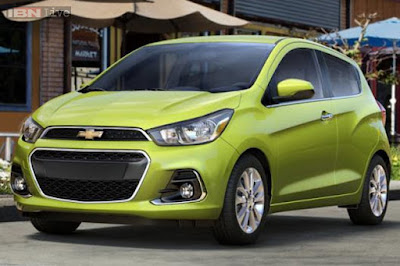 Next-gen 2017 Chevrolet Beat front look image