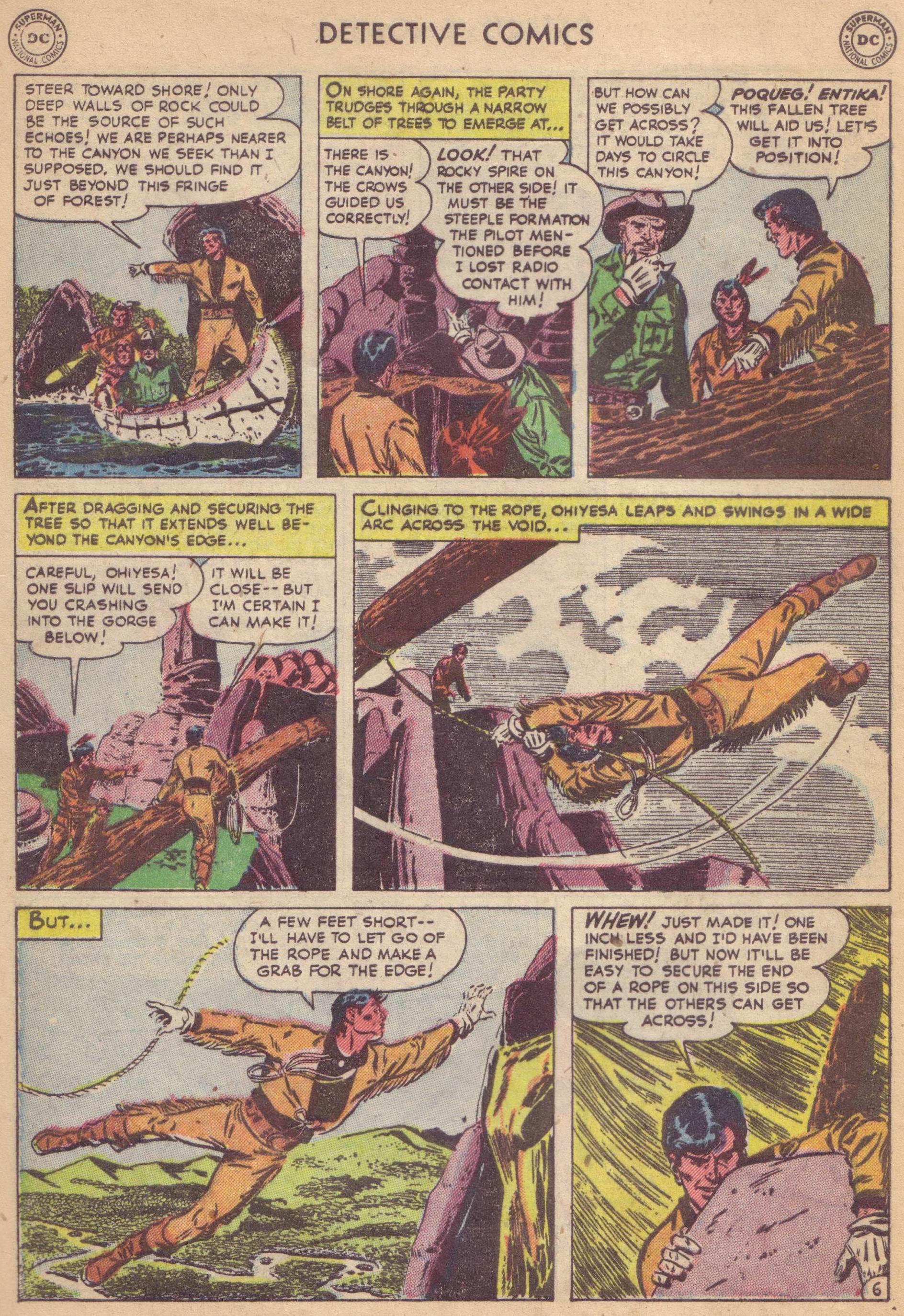 Read online Detective Comics (1937) comic -  Issue #177 - 38