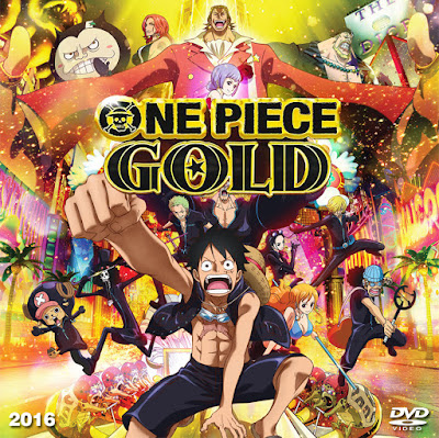 One Piece Gold - [2016]