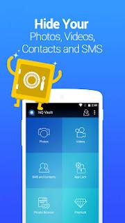 تحميل  Vault-Hide SMS,Pics & Videos Premium