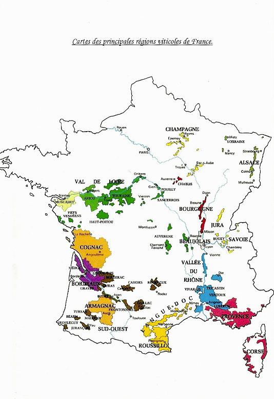 Wijnproeven Voor Beginners Wijnstreken Frankrijk Hoe Wijn Leren