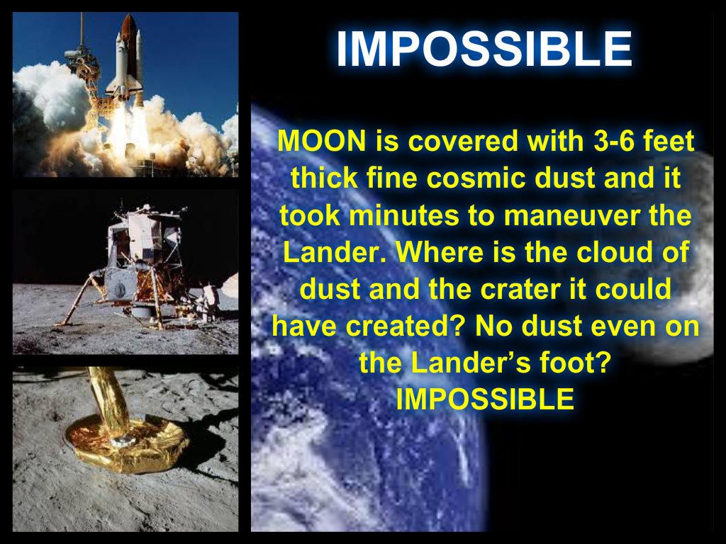 hoax moon landing footprint - photo #38