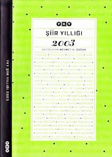 YKY 2003 Şiir Yıllığı