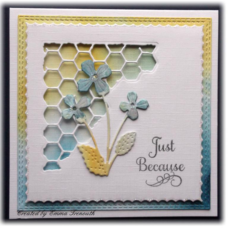 Trenouths crafty creations 1st blog birthday for Tim holtz craft mat