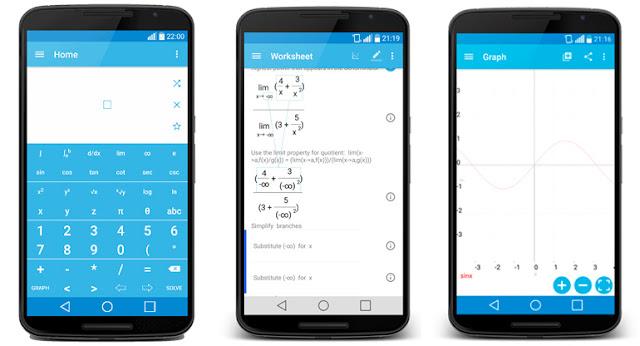 MalMath: Calculadora que resolve e ainda ensina passo a passo