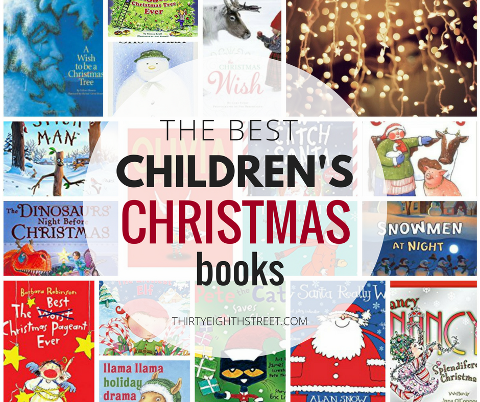 popular christmas books for kids, children christmas books, top christmas books for kids