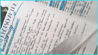 Bullet Journaling für Autoren | So nutze ich mein Notizbuch, um meine Schreibziele und sonstigen Aufgaben besser zu planen und umzusetzen