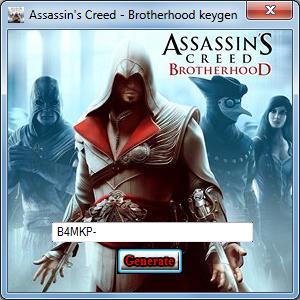Assassin Creed 2 Cd Key Generator