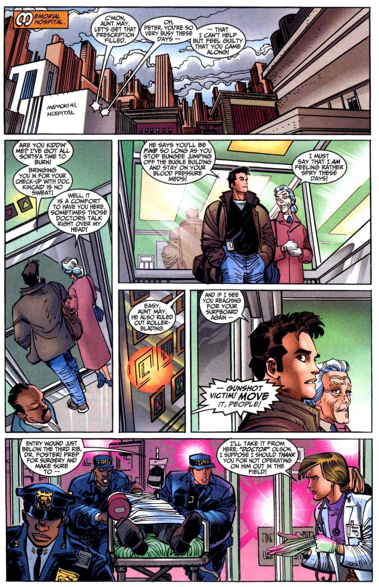 Thor (1998) Issue #8 #9 - English 10