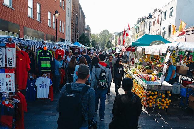 インバネス・ストリート・マーケット(Inverness Street)