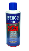 REXCO 18 CONTACT CLEANER