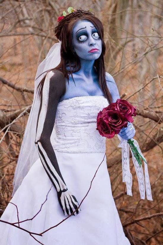 Creepy and Safe Halloween Costumes   Ryan R Palmer, Author   Creepy Girl Halloween Ideas