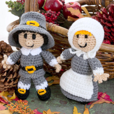 Free Fall & Thanksgiving Crochet Patterns