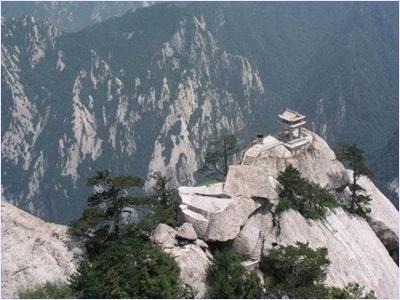 เขาหัวซาน (Mount Hua)