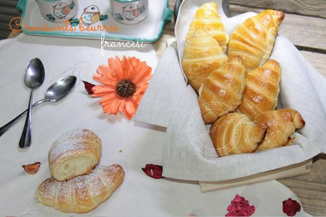 Croissants beurrés | Ricetta di Christophe Felder - ipasticcidiluna foodblog