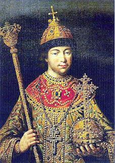 Tsar Michael Romanov
