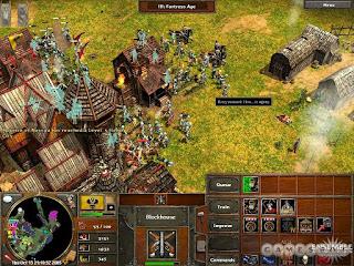 تحميل لعبة age of empires 3 كاملة تورنت