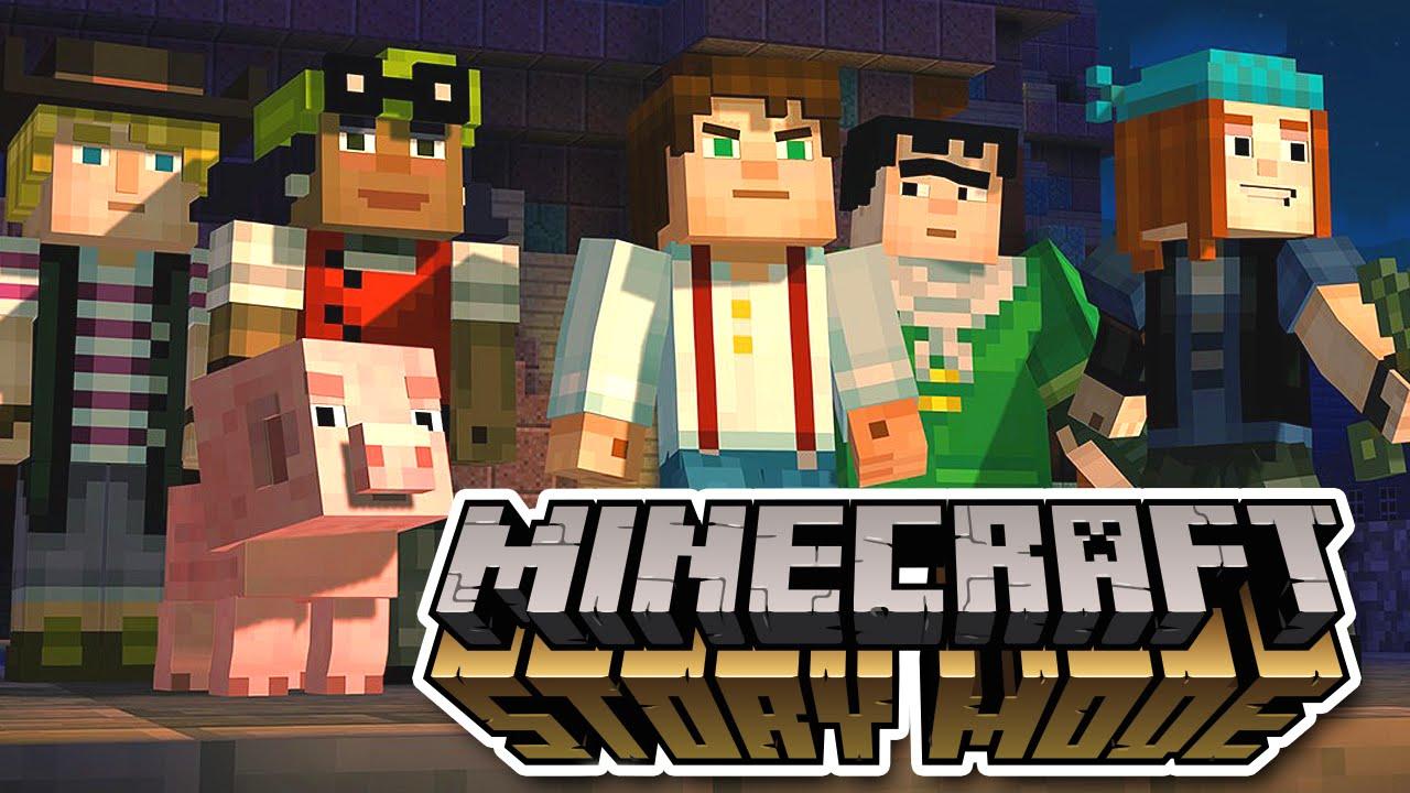 Minecraft Story Mode MOD APK + DATA 1 15 ~ Hot Shot Gamers