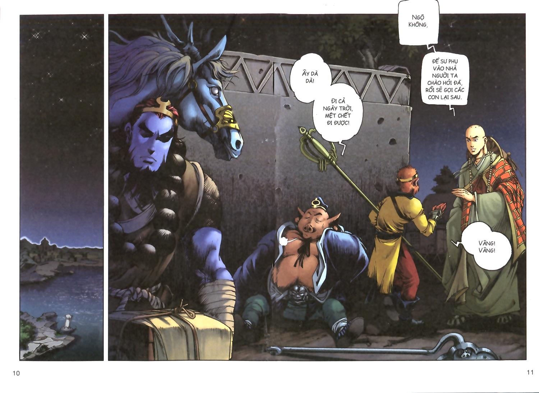 Tây Du Ký màu - Chapter 91 - Pic 11