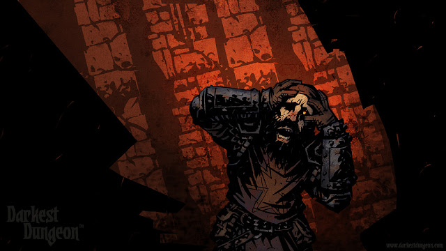 mejores juegos ps4  Darkest Dungeon