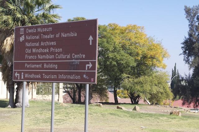 parliaments garden windhoek