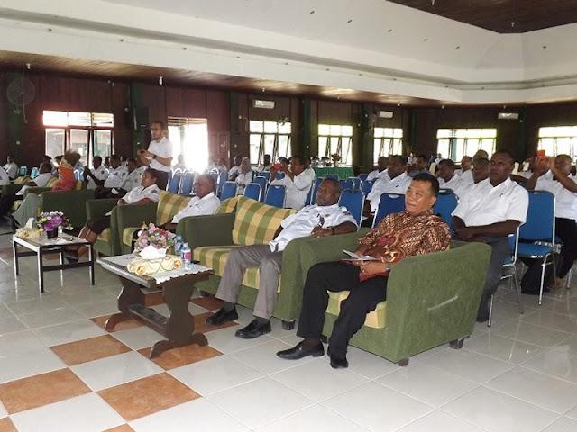 BKPSDM Sorong Selatan Gelar Rakor Pengembangan SDM Aparatur Pemkab