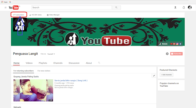 Rahasianya Cara Cepat Mendapatkan Subscriber YouTube