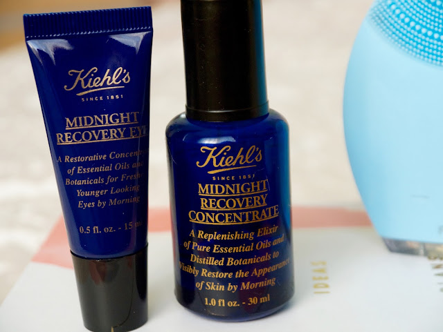Kiehl´s midnight recovery concentrate eye