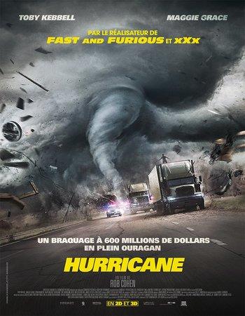 The Hurricane Heist (2018) Dual Audio Hindi HC HDRip 300MB
