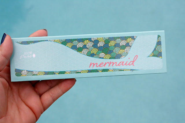 100% Pure Mermaid Palette