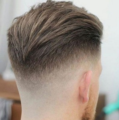gaya rambut pria pendek 2018