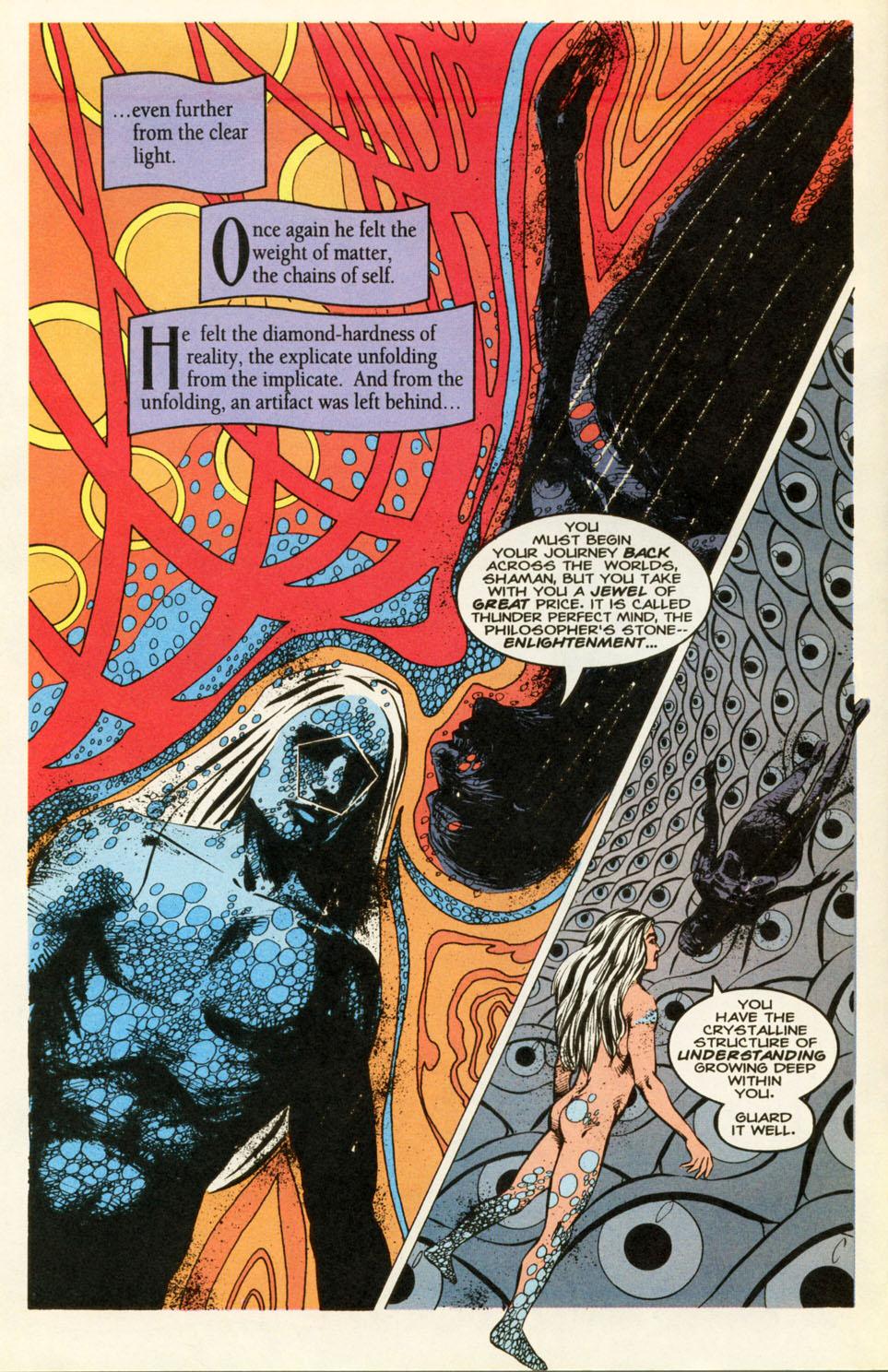 Read online Animal Man (1988) comic -  Issue #87 - 10