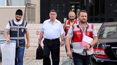 Törökország, török puccskísérlet, Zaman, Recep Tayyip Erdogan, szólásszabadság, Fethullah Gülen,