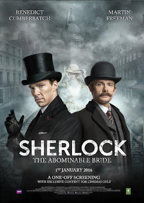 Sherlock: The Abominable Bride 2016 DVD R1 NTSC Sub