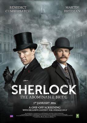 Sherlock: The Abominable Bride 2016 DVD R1 NTSC Sub