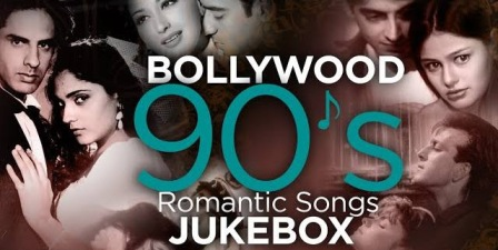 Bollywood 90's Romantic Songs: Romantic Songs Colleciotn