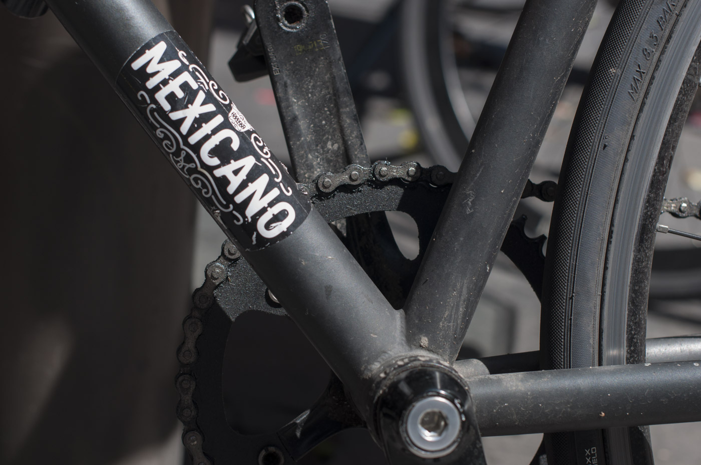 Australia australia post bespoke bicycle bikes on the street biketorialist