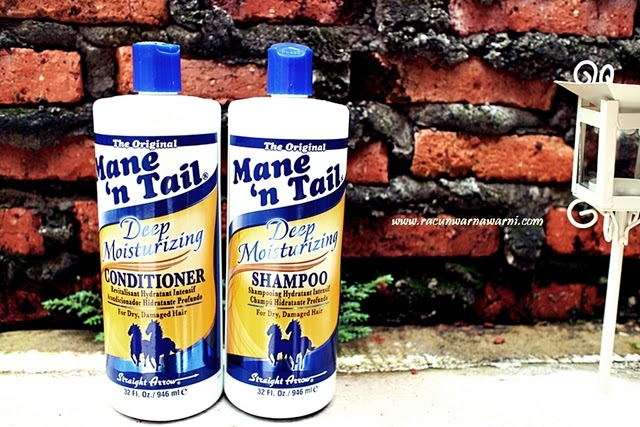 Review Mane 'n Tail