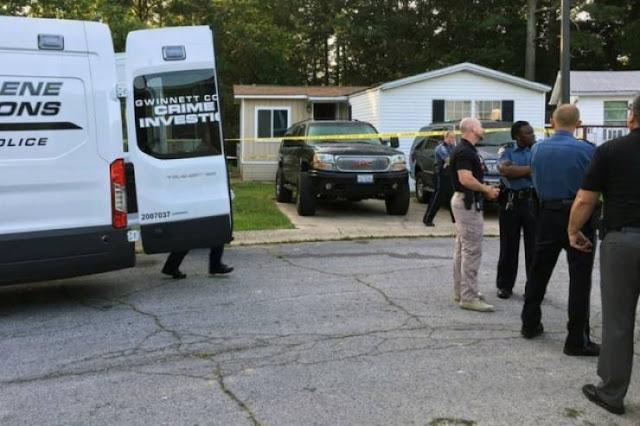 جريمة مروعة .. أم تقتل زوجها وأولادها الأربعة وتجلس مع جثثهم حتى رجال الشرطة لم يتحمّلوا المشهد